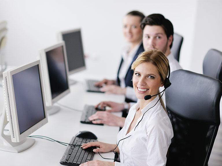 pracownicy call-center